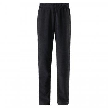 Флисовые брюки Centaur (черный)Одежда<br>Материал: <br>Верх: 100% полиэстер.<br>Описание: <br>Функциональные элементы: <br>Производитель: Reima (Финляндия)<br>Страна производства: Китай<br>Модель производится в размерах: 104-164<br>Коллекция: Осень-Зима 2016<br>Температурный режим: <br>; Размеры в наличии: 104, 110, 116, 122, 128, 134, 140, 146, 152, 158, 164.<br>