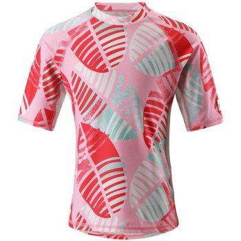 Купить Футболка для пляжа Fiji (розовый с белым), Reima