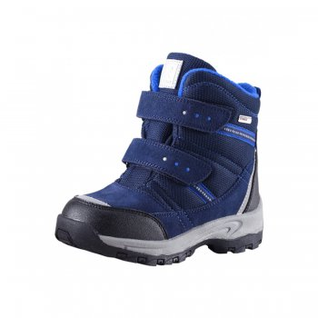 Ботинки Visby (синий)Обувь<br>; Размеры в наличии: 24, 25, 26, 27, 28, 29, 30, 31, 32, 33, 34, 35.<br>