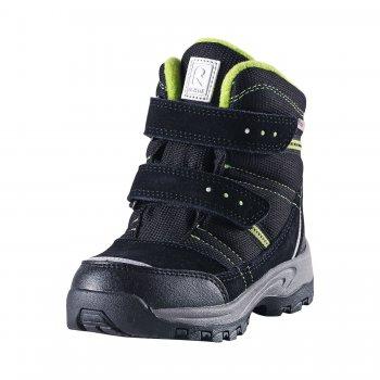 Ботинки Visby (черный)Обувь<br>; Размеры в наличии: 24, 25, 26, 27, 28, 29, 30, 31, 32, 33, 34, 35.<br>