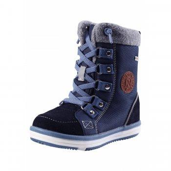 Ботинки Reimatec Freddo Toddler (синий)Обувь<br>; Размеры в наличии: 22, 23, 24, 25, 26, 27.<br>