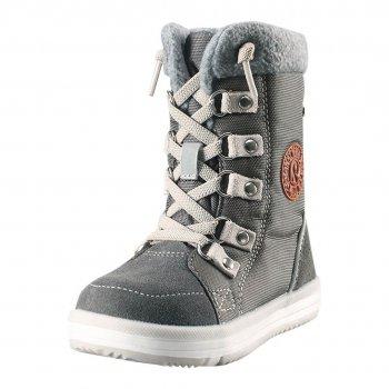 Сапоги Reimatec Freddo Toddler (серый)Обувь<br>; Размеры в наличии: 22, 23, 24, 25, 26, 27.<br>