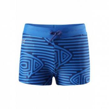 Шорты для плавания Tonga (синий)Одежда<br>Материал<br>Верх: 96% полиэстер 4% эластан<br>Описание<br>Шорты-плавки  SunProof с УФ-защитой для детей от 2 до 10 лет  защитят  ребенка от вредных ультрафиолетовых лучей. Эластичный быстросохнущий материал подойдет и для плавания, и для игр на солнце.<br>Функциональные элементы: ____.<br>Производитель: Reima (Финляндия)<br>Страна производства: Китай <br>Модель производится в размерах 92-140<br>Коллекция: Весна/Лето 2017<br>Температурный режим <br> от +20 градусов и выше; Размеры в наличии: 92, 98, 104, 110, 116, 122, 128, 134, 140.<br>