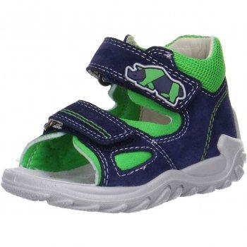 Сандалии (синий с носорогом)Обувь<br>Описание<br><br>Характеристики<br>Верх: натуральный велюр/текстиль/<br>Подкладка(внутренний материал): натуральная кожа.<br>Стелька: натуральная кожа<br>Подошва: полиуретан<br>Производитель: Superfit (Австрия)<br>Страна производства: Индия<br>Модель производится в размерах: 18-28<br>Коллекция: Весна/Лето 2018<br>Температурный режим<br>От +20 градусов и выше; Размеры в наличии: 21, 22, 23, 24, 25, 26.<br>