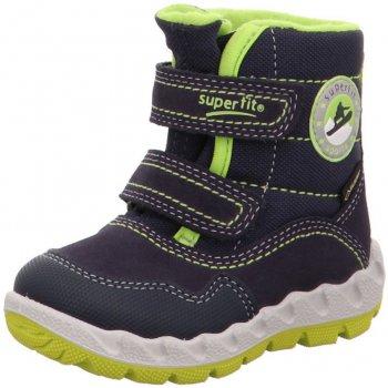 Superfit Ботинки Icebird (темно синий с зеленым) superfit superfit зимние ботинки черные