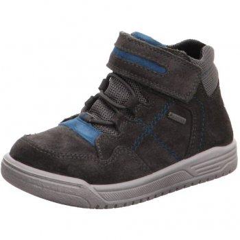 Superfit Ботинки Earth (темно-серый с синим) ботинки женские bottero цвет темно серый 6009702 3 размер 37
