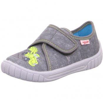 Superfit Тапочки текстильные (серый) superfit superfit ботинки демисезонные серые