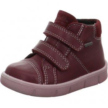 Superfit Ботинки Ulli (бордовый) детские ботинки с нескользящей подошвой bobdog 52071013 1 3