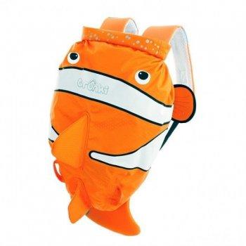 Купить Рюкзак для бассейна и пляжа Рыба Клоун, Trunki