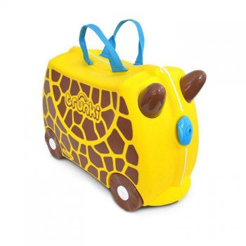 Trunki Чемодан на колесиках Жираф Джери чемодан trunki на колесиках тигр 0085 wl01 p1