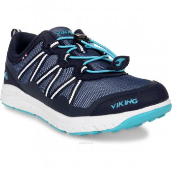 Кроссовки Kollen (синий)Обувь<br>Описание<br><br>Характеристики<br>Верх: текстиль (100% полиэстер) <br>Подкладка (внутренний материал): текстиль (100% полиэстер)<br>Подошва: натуральная резина / EVA<br>Производитель: Viking (Норвегия)<br>Страна производства: Вьетнам<br>Модель производится в размерах: 34-40.<br>Коллекция: Весна/Лето 2018.<br>Температурный режим<br>От +7 градусов и выше; Размеры в наличии: 36, 37, 38, 39, 40.<br>