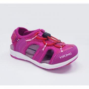 Viking Закрытые сандалии THRILL II (розовый) viking сандалии закрытые thrill серый