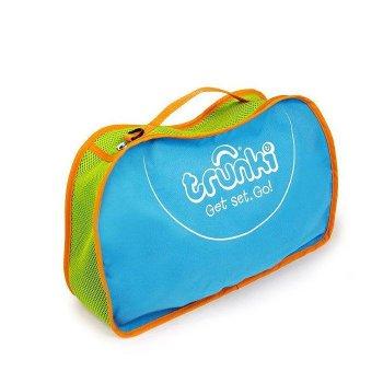 Trunki Сумка для хранения голубая сумка холодильник розовая trunki