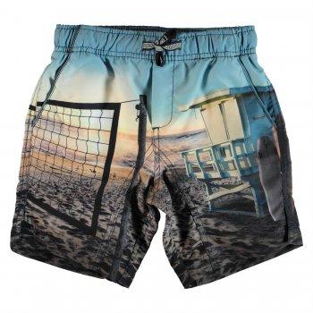 Molo Шорты пляжные Nario (рассвет) molo шорты для плавания nalika