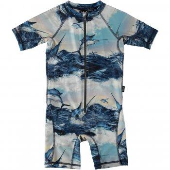 Molo Комбинезон для плавания Neka (рыба-меч) molo шорты для плавания nalika