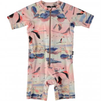 Molo Комбинезон для плавания Neka (фламинго) molo шорты для плавания nalika