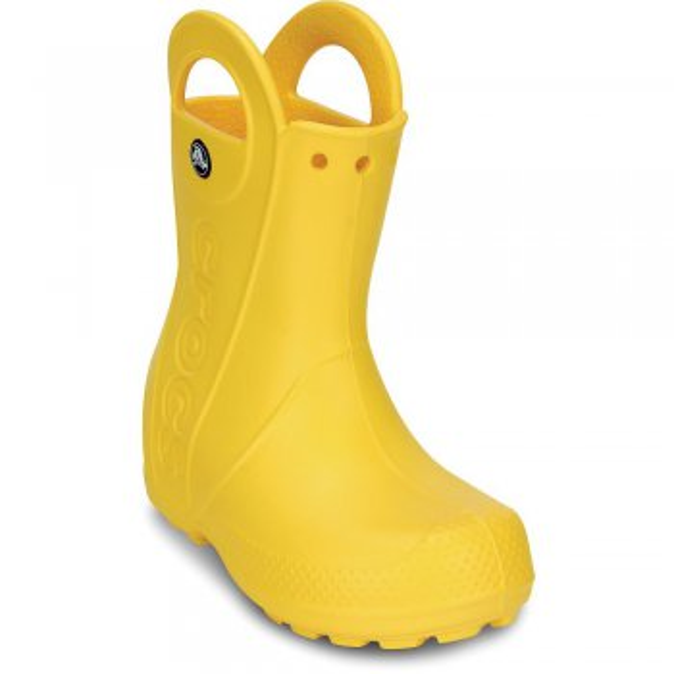 Сапоги Kids Handle It Rain Boot (желтый)Одежда<br>; Размеры в наличии: C6, J2, J1, C13, C12, C11, C10, C9, C8, C7, J3.<br>