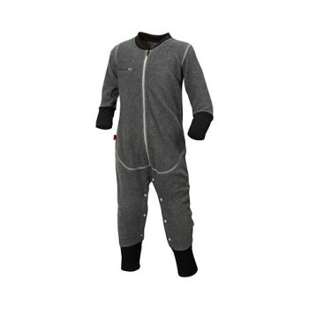 Комбинезон флисовый Cariboo Jumpsuit (гранит)Одежда<br>; Размеры в наличии: 60, 70, 80, 90.<br>