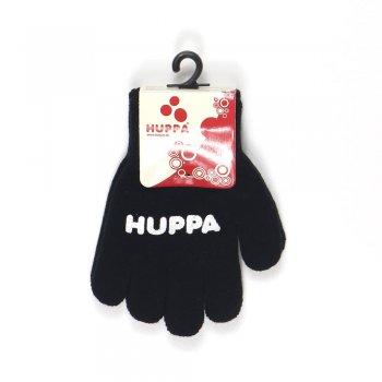 Перчатки вязаные для малышей Lolo (черный)Одежда<br>Материал<br>Верх: 100% акрил<br>Утеплитель: нет<br>Подкладка: нет<br>Описание<br>Легкие перчатки для межсезонья со светоотражающими буквами-логотипом Huppa<br>Производитель: Huppa (Эстония)<br>Страна производства: Эстония<br>Размерность: размер единый, подходит на возраст от 2 до 5 лет<br>Температурный режим<br>От +10 до -5 градусов; Размеры в наличии: б/р.<br>